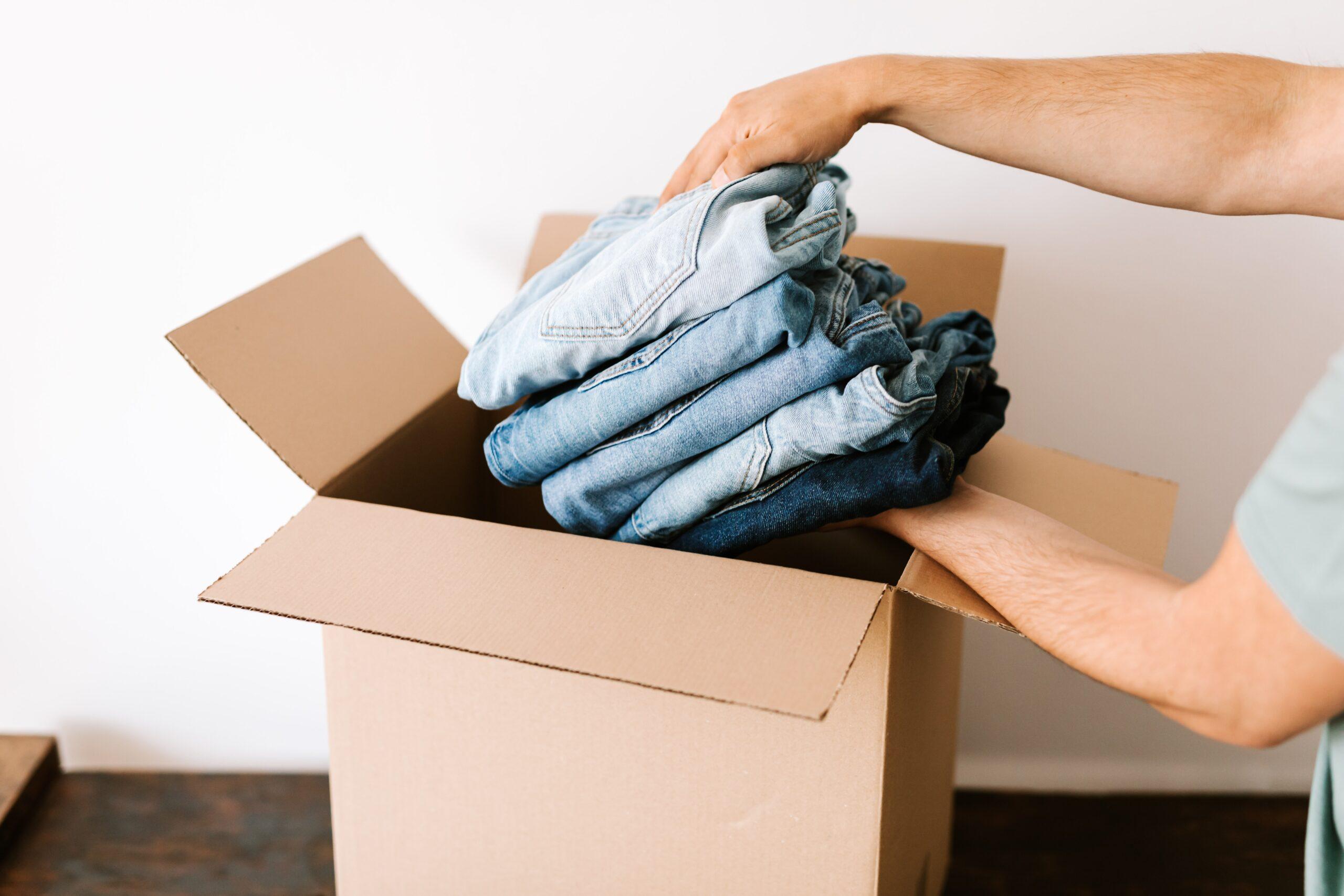 Moving Box Creativity