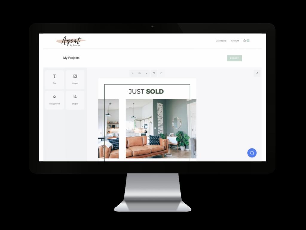Agent By Design real estate designer tool